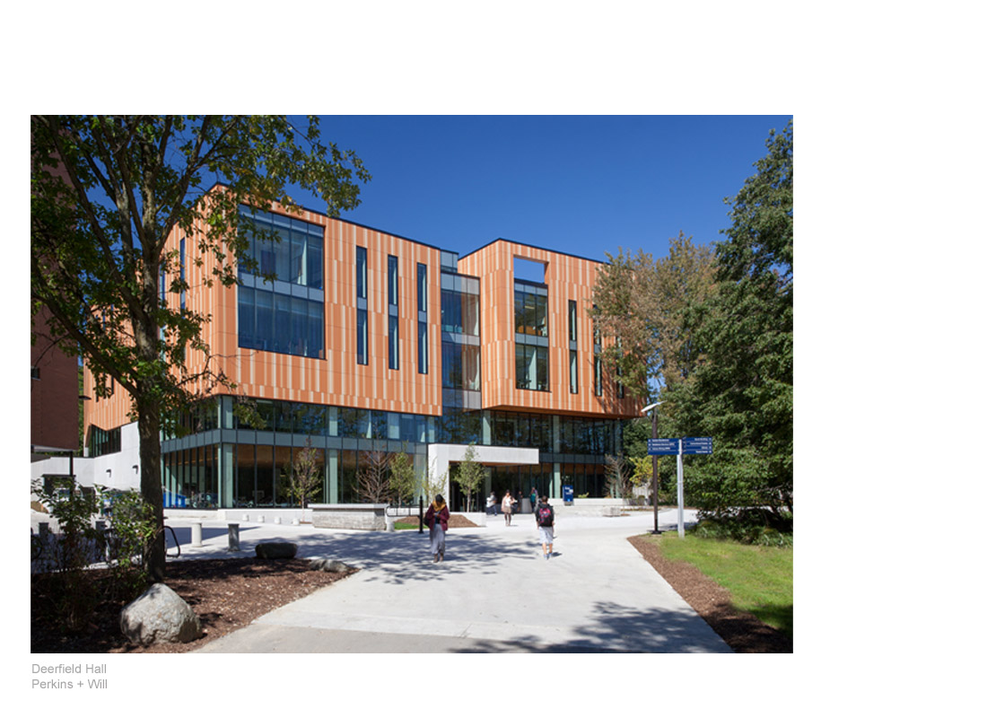 Deerfield Hall, Perkins + Will