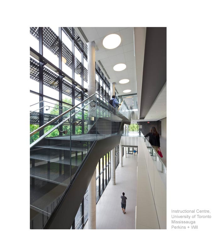 University of Toronto Mississauga, Perkins + Will