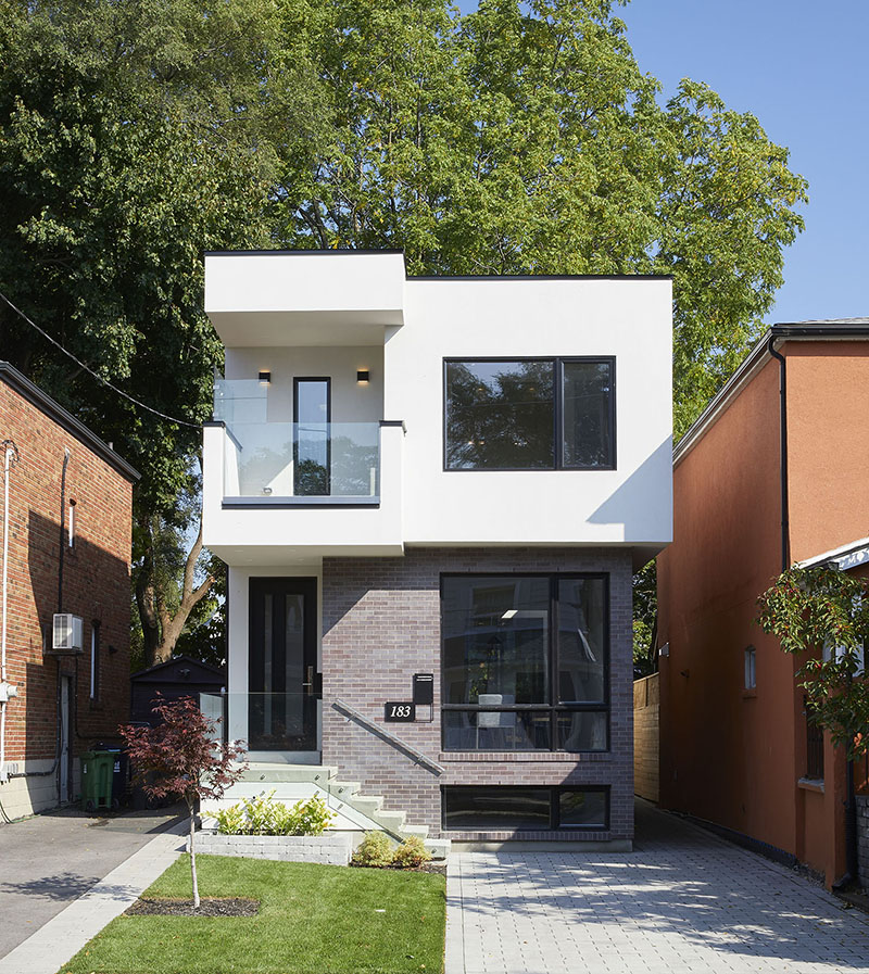 Green Dot architects in Leaside